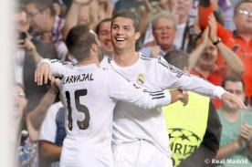 Video: Real Madrid ganó con agónico gol de Cristiano Ronaldo