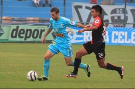 Melgar vs Sporting Cristal en vivo por CMD - Descentralizado 2013