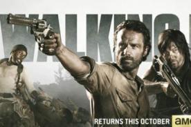 The Walking Dead: Hoy es el estreno de la esperada cuarta temporada