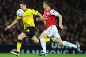 UEFA Champions League: Borussia Dortmund vs Arsenal en vivo por Fox Sports