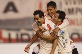 Video: Universitario remontó partido con 10 hombres y venció 2-1 a UTC