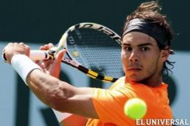 Resultado del partido: Rafael Nadal vs Roger Federer (2-0)  - Masters de Londres