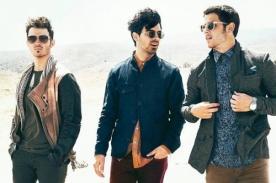 Jonas Brothers lanzan cinco canciones que grabaron para su disco V - Audio