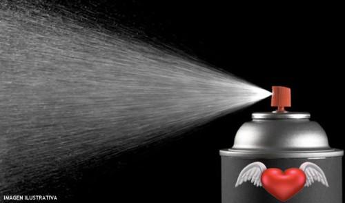 Alemanes crean 'Spray del amor' que asegura fidelidad en los hombres