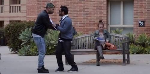 Experimento social: ¿Cómo reaccionarías ante un ataque de bullying? - VIDEO