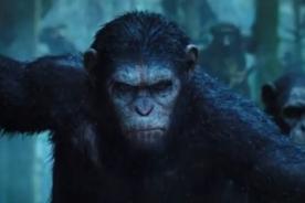 El Planeta de los Simios: Confrontación lanza el primer tráiler oficial - VIDEO