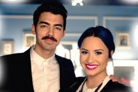 Demi Lovato y Joe Jonas se juntan para campaña caritativa - Video