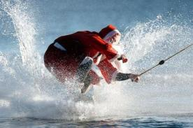 Noruega: Conoce la felicitación más extraña por Navidad - VIDEO