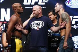 UFC 168: Anderson Silva vs Chris Weidman II - en vivo por América TV