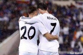 Resultado del partido: Real Madrid vs Celta de Vigo (3-0) - Liga BBVA