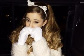 Ariana Grande responde a las críticas sobre su cabello