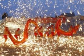 Barcelona recibe a lo grande el Año Nuevo Chino 2014