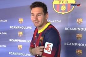FC Barcelona: Jugadores usarán camiseta en homenaje al Año Nuevo Chino