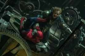 Primera foto del Duende Verde en 'Amazing Spiderman 2'