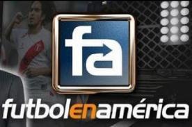 ¿Qué programa vendrá en lugar de 'Fútbol en américa'?