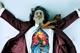 La curiosa campaña publicitaria que muestra los 'órganos' de Dalí y Picasso