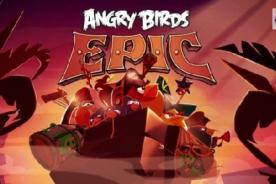 Mira el 'épico' nuevo tráiler de Angry Birds Epic - VIDEO