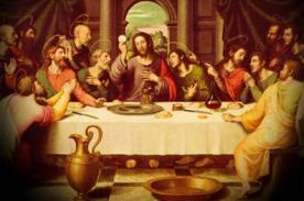 Semana Santa 2014: La oración del Jueves Santo para esta religiosa celebración