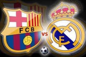 Real Madrid vs. Barcelona: Alineación, hora y fecha por la final de la Copa del Rey