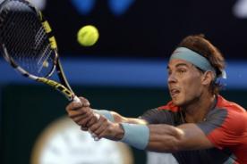 Masters de Montecarlo: Rafael Nadal venció a Teymuraz Gabashvill en su debut