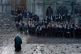 2 de mayo: Batalla de Hogwarts según el mundo de Harry Potter