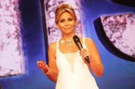 Gisela Valcárcel: ¿Crees que El Gran Show venza en el rating a EVDLV?