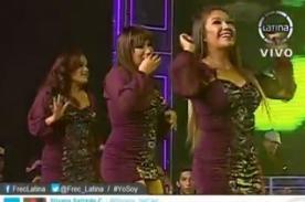 Yo Soy: Imitadoras de Corazón Serrano lanzaron fuertes acusaciones - Video