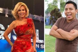 Gisela, el gran show: Edwin Sierra habla sobre Milena Zárate- Video