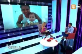 Edwin Sierra critica a Milena Zárate por utilizar a su hija para armar 'show'