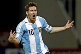 Lionel Messi: 'Me gustaría ser campeón del Mundial Brasil 2014'