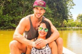 Eyal Berkover se niega a hablar de su novia en entrevista