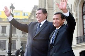 Pasó un 4 de junio: Alan García vencía a Humala en las elecciones 2006