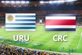 ATV en vivo: Uruguay vs Costa Rica - Copa del Mundo 2014