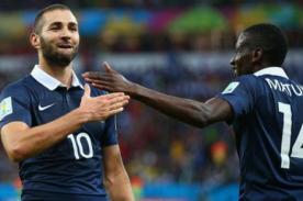 EN VIVO: Suiza vs Francia por ATV - Mundial Brasil 2014