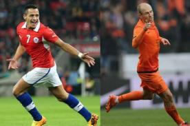 Minuto a minuto Chile vs Holanda (0-2) – Mundial Brasil 2014 – ATV En Vivo