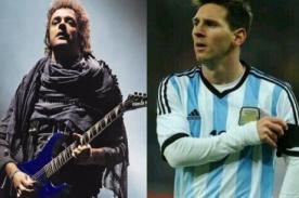 Gustavo Cerati y el conmovedor video para la selección de Argentina