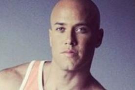 Combate: Así lucía Bruno Agostini con cabello [FOTO]