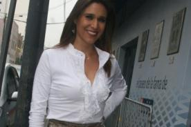 ¿Hasta Verónica Linares cree que Tilsa Lozano está embazada?