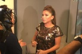 ¿Fiorella Alzamora y productor de EVDLV se encerraron en camerino? - FOTO