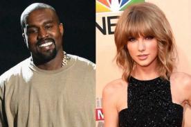 ¿Kanye West publicó vídeoclip con Taylor Swift? [VÍDEO]