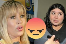Lucy Cabrera acusa a Daysi Ontaneda de haber agredido fisicamente a su menor hija - VIDEO
