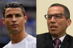 Daniel Peredo se 'deschavó' en vivo por este jugador del Real Madrid