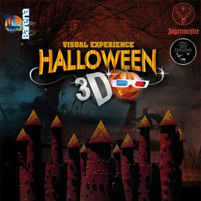 HALLOWEEN 3D La Molina: Vive esta nueva experiencia visual en 3D