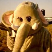 Integrantes de Coldplay son elefantes en el video musical Paradise