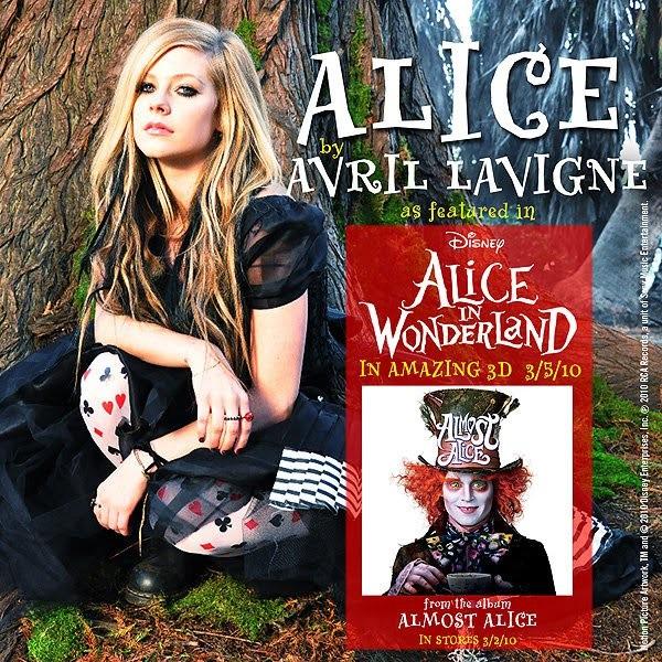Revelan nuevo tema de Avril Lavigne