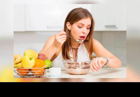 Estudio asegura que comer despacio te ayuda a conseguir la 'figura perfecta'