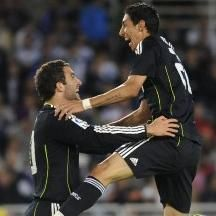 Fútbol Español: Real Madrid venció 3 - 1 a Real Zaragoza