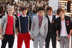 One Direction está en proyecto de Nickelodeon