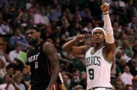 Boston Celtics vs Miami Heat en vivo por ESPN - Final Conferencia Este