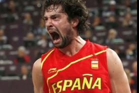 Semifinales Basketball Londres 2012: España enfrentará a Rusia